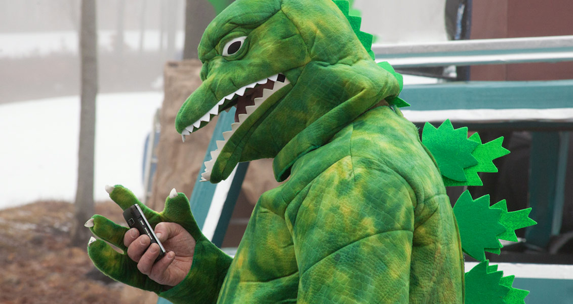 Is Texting Making You Crabby? You Might Have Text Claw.