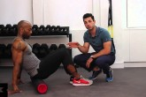 How to Foam Roll Your Gluteus Medius
